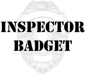 Inspector badget logo