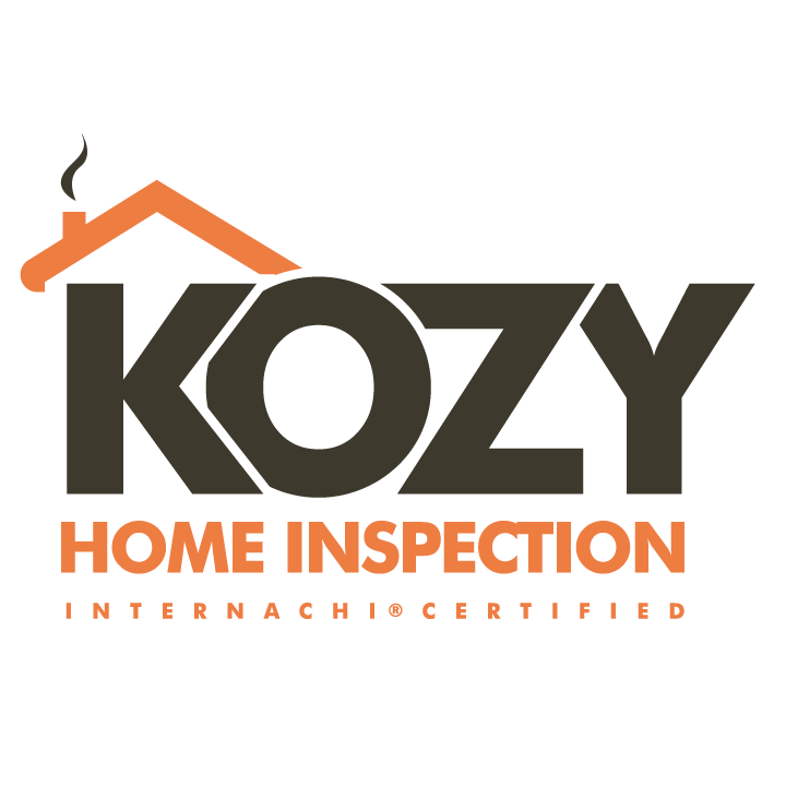 Kozy logo on black
