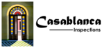 Casablanca logo yard sign