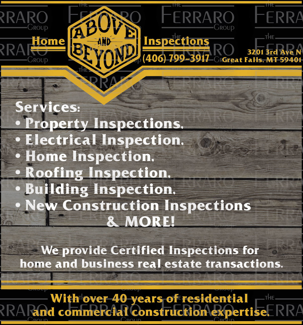Above   beyond home inspections 01
