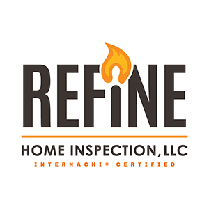 Refine home inspection logo