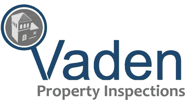 Vaden property inspections website logo
