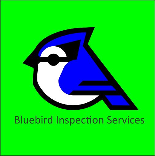 Blue jay profile logo