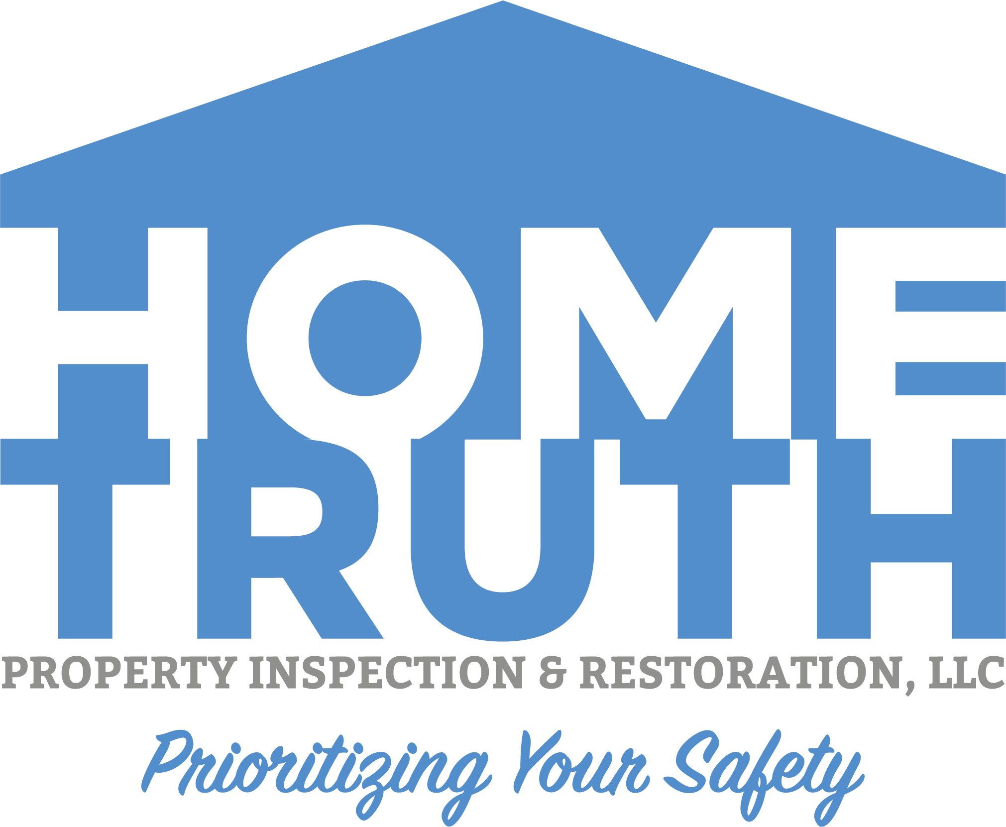 Hometruth logo for email signature