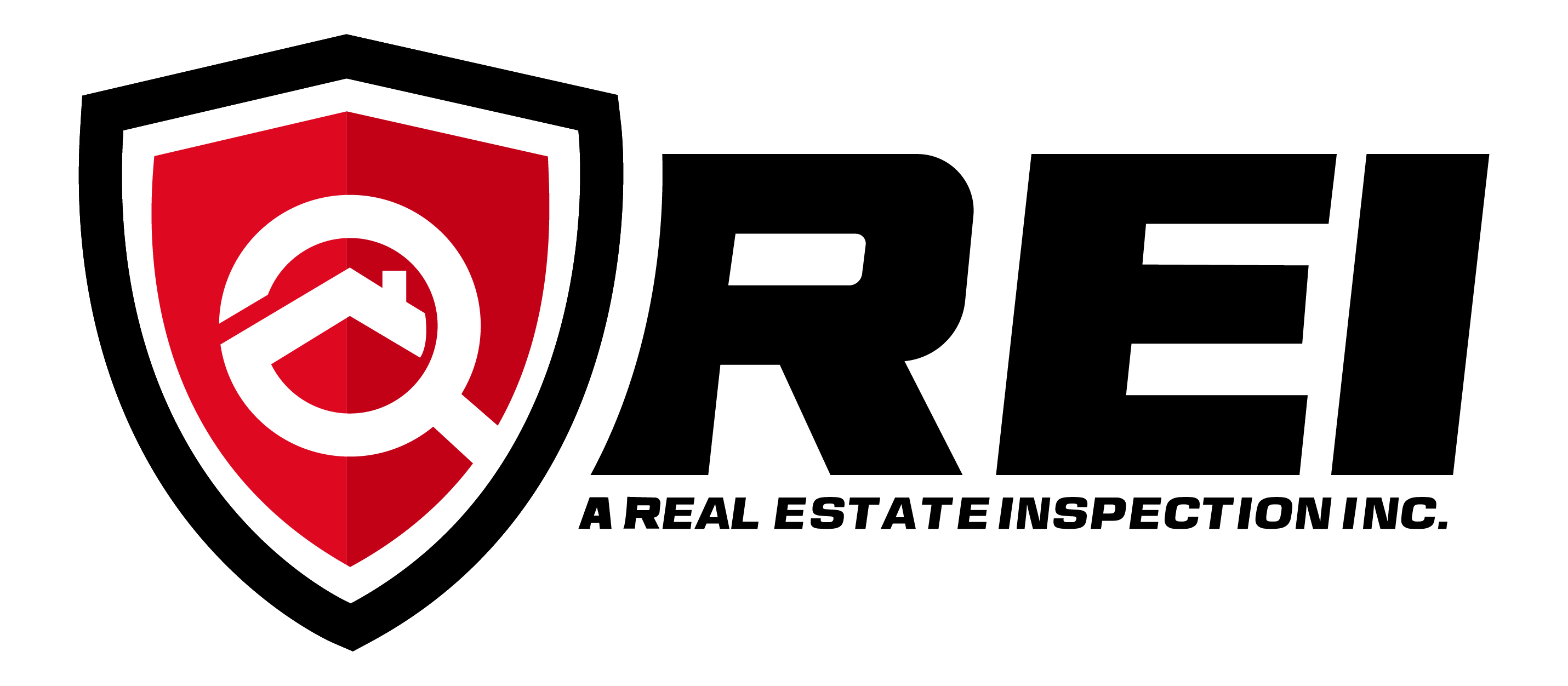 Rei   real estate inspection2   black red