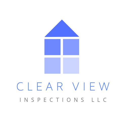 Clearview logo white background open sans font