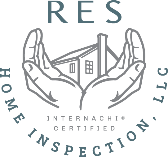 Reshomeinspection logo circle