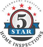 5starhomeinspections logo