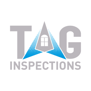 Tag text logo