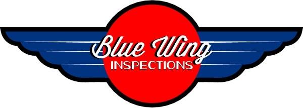 Blue wing logo 001