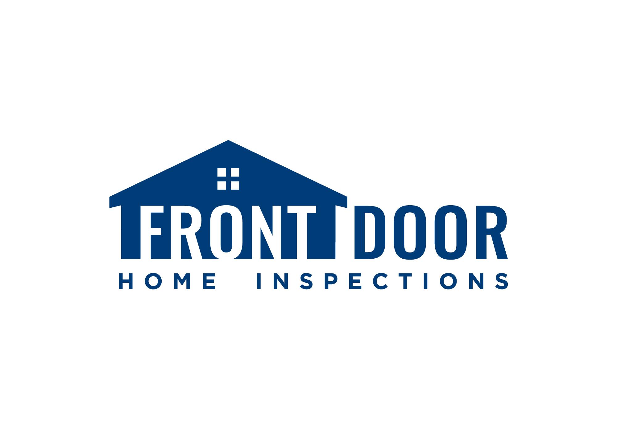 Front door home inspections logo1 5