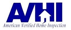 Avhi logo in blue
