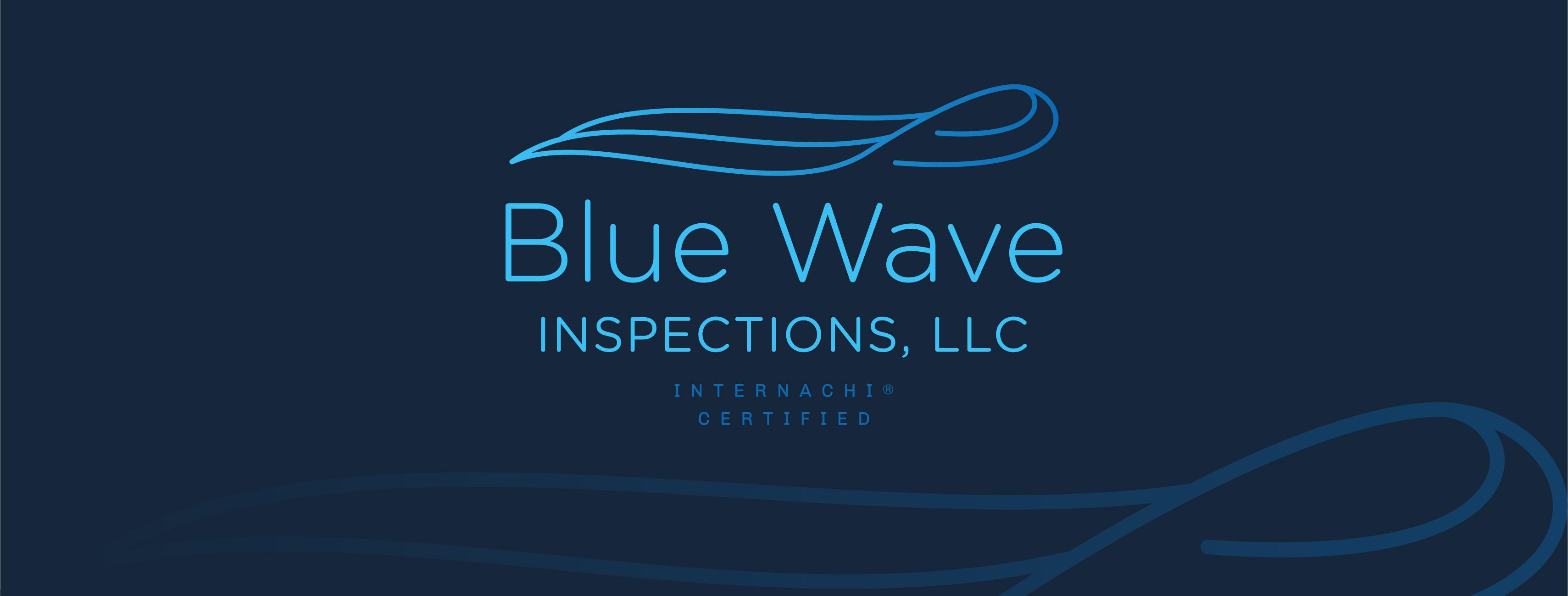 Facebook banner bluewaveinspections logos