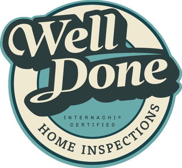 Welldonehomeinspections logo