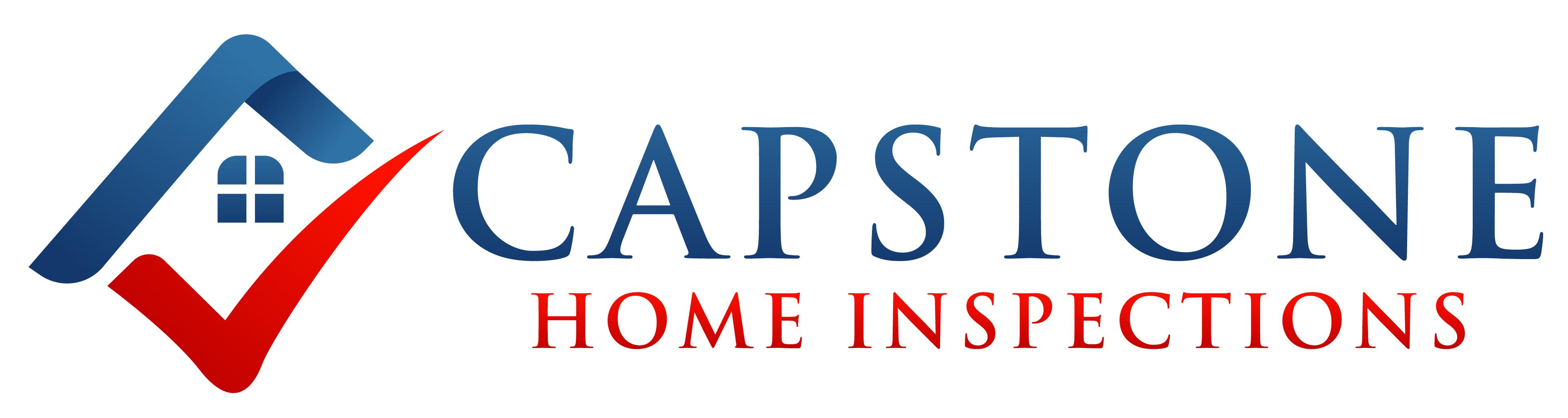 Capstone home inspections logo 2