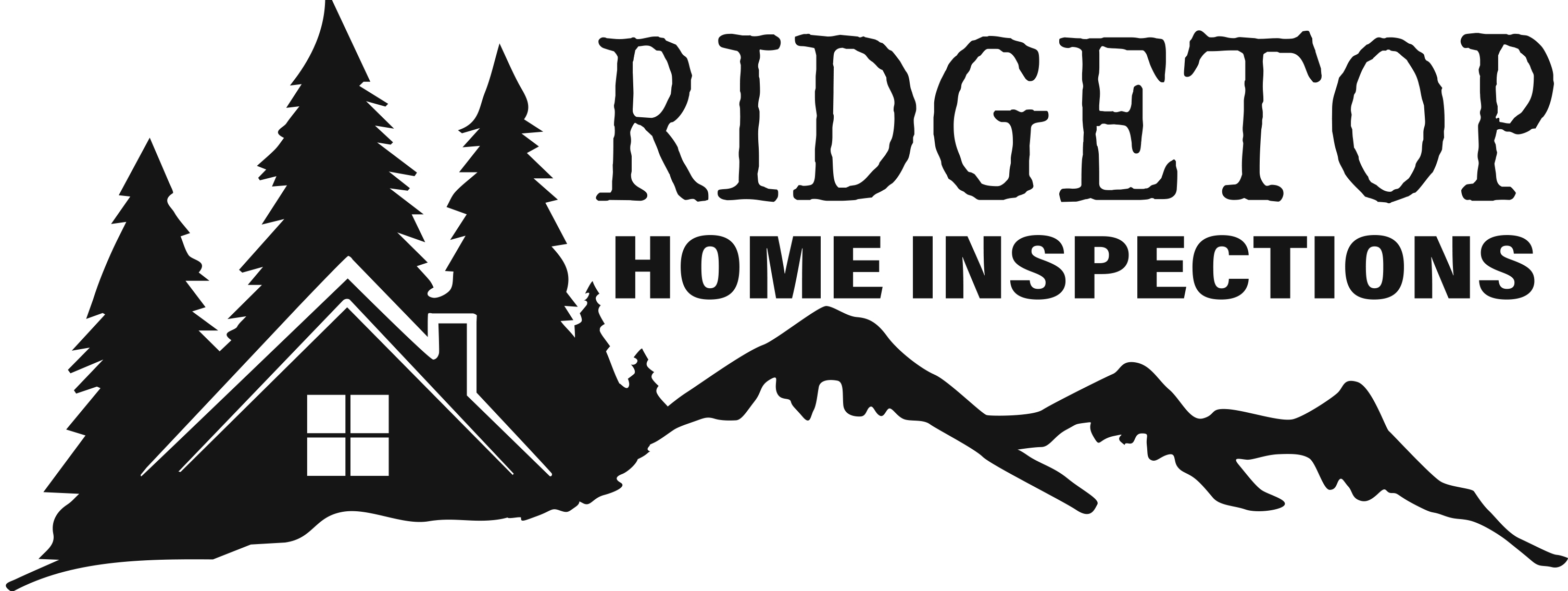 Ridgetop home inspections logo