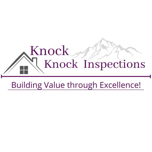 Knock knock inspections logo header website