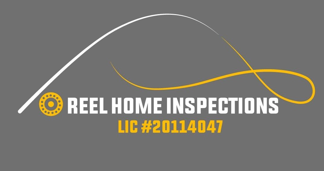 Reel home inspections logo