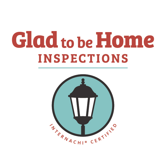 Gladtobehomeinspections logo
