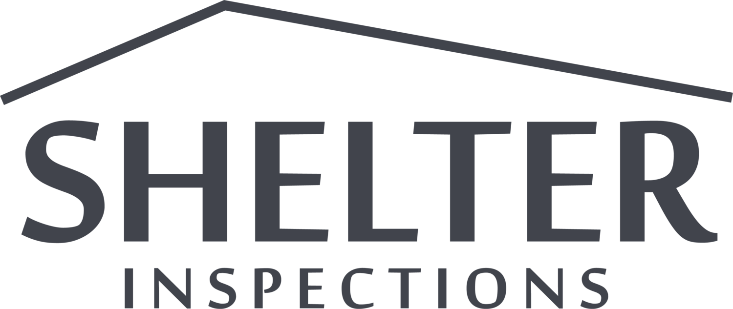 Shelter inspection logo