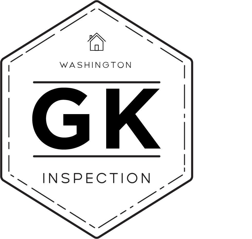 Gk inspection logo black