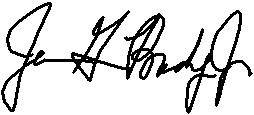 Jims signature