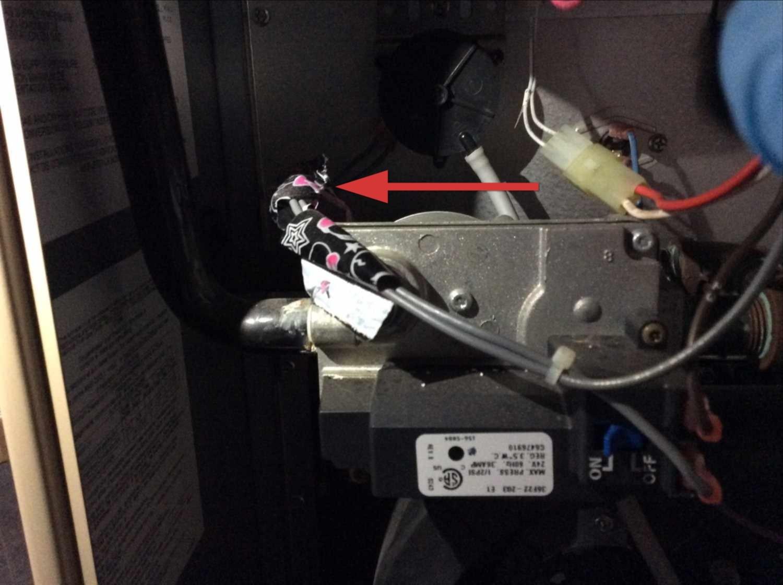 Sample Report 4site Inspections Of Michigan Gravity Furnace Wiring Repair