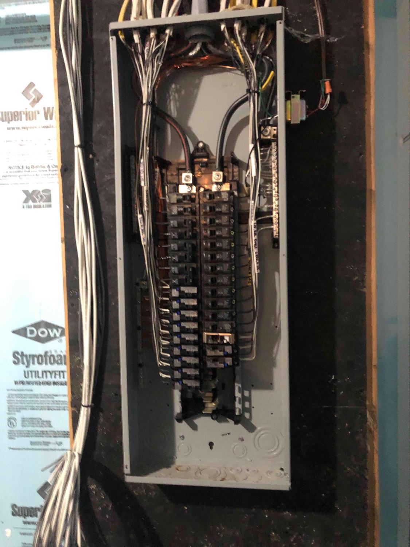 Wiring A Murray Subpanel