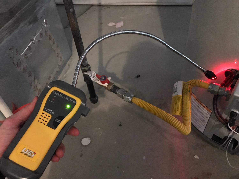 Hot Water System 2 Controls Flues Vents Gas Shut Off