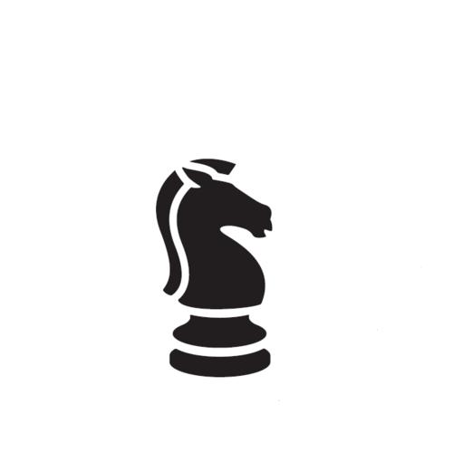Logo  knight b w